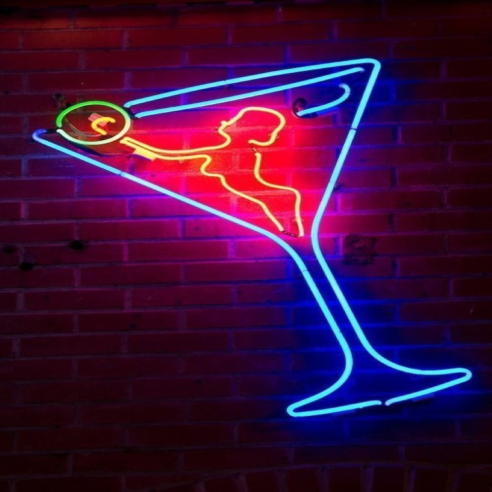 Đèn Led Neon Sign cho quán Bar mini